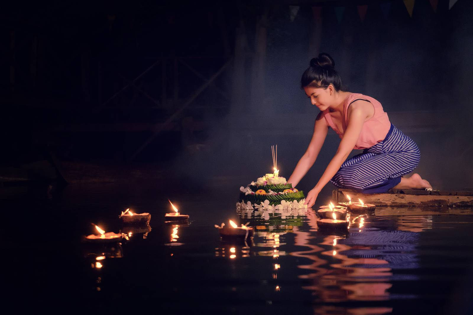 Les fetes en Thailande- Featured